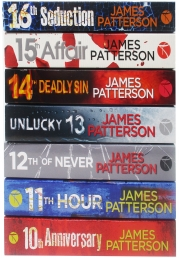 Women's Murder Club Series 7 Books Collection Set By James Patterson (Books 10-16) Photo