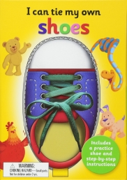 Oakley Graham's I Can Tie My Own Shoelaces by Oakley Graham