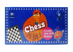 Classic Chess Traditional Board Game for Age 6+ Photo
