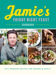Jamie's Friday Night Feast Cookbook by Jamie Oliver Photo