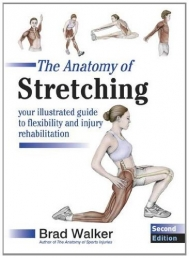 The Anatomy of Stretching 2nd Edition : Your Illustrated guide to flexibilty and injury rehabilitation Photo