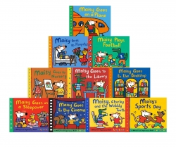 Maisy Mouse First Experiences - Series 2 - 10 Books Collection Photo