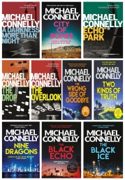 Michael Connelly Harry Bosch Series 10 Books Collection Set Photo