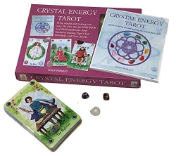 Crystal Energy Tarot Photo