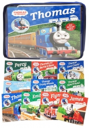 Thomas and Friends Engine Adventure 10 Books Bag Collection Set Photo