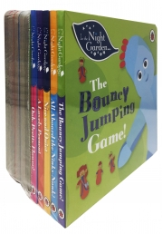 In The Night Garden 10 Story Books Collection Set for Childrens Photo