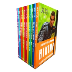 Bear Grylls Survival Skills Handbook Collection Series 1 and 2 Photo