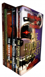 Five Nights at Freddy 5 Books Collection Set Photo