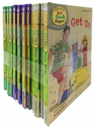 Oxford Reading Tree Read With Biff Chip Kipper Collection 18 Books Set Level 1 to 3 by Roderick Hunt & Alex Brychta