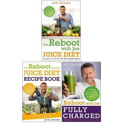The Reboot with Joe Juice Diet 3 Books Collection Set Photo