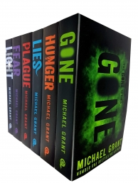 Gone Series Michael Grant Collection 6 Books Set by Michael Grant