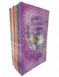 Kay Woodward Flower Fairies Secret Stories Series Collection 12 Books Set Photo