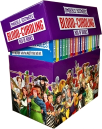 Horrible Histories Books Blood Curdling Collection 20 Books Box Gift Set Photo