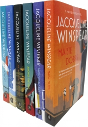 Jacqueline Winspear A Maisie Dobbs Mystery Series 6 Books Collection Set Photo