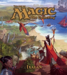 The Art of Magic: The Gathering - Ixalan Photo