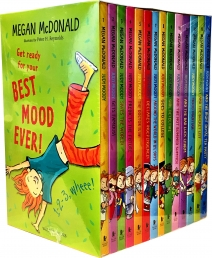 The Judy Moody Collection 14 Books Collection Slipcase Set Photo