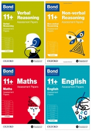 Oxford Bond 11+ 5-6 Year, Assessment Papers Photo