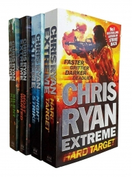 Chris Ryan Extreme Thriller 4 Books Collection Set Photo