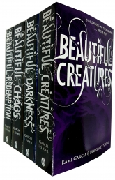 The Beautiful Creatures Complete Paperback Collection 4 Books Set Photo
