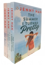 Jenny Han The Summer I Turned Pretty 3 Books Collection Set Photo