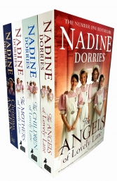 Nadine Dorries, The Lovely Lane Series 4 Books Collection Photo