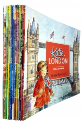 James Mayhew Katie Series 10 Books Collection Set Photo