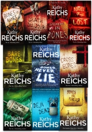 Kathy Reichs Temperance Brennan Collection 10 Books Set Photo