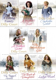Dilly Court Collection 8 Books Set Photo