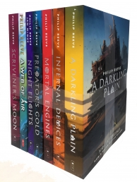 Mortal Engines Collection Philip Reeve 7 Books Set Pack Photo