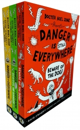 Docter Noel Zone Danger is Everywhere Series 3 Books Collection Set Photo