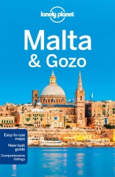 Lonely Planet Malta and Gozo - Travel Guide Photo