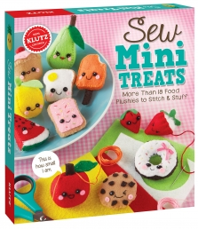 Sew Mini Treats Klutz Photo