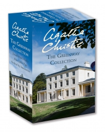 Agatha Christie The Greenway 3 Books Box Collection Set - Five Little Pigs, Ordeal by Innocence, Dead Mans Folly Photo