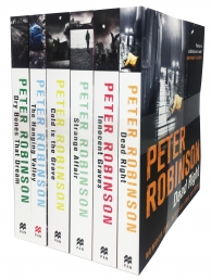 Peter Robinson The Inspector Banks Series 6 Books Collection Set Photo