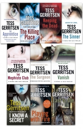 Tess Gerritsen Rizzoli & Isles Thriller 10 Books Collection Set Photo