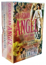 Guardian Angel Tarot Cards A 78-Card Deck and Guidebook Doreen Virtue Brand NEW Photo