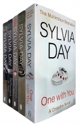 Sylvia Day Crossfire Series 5 Books Collection Set by Sylvia Day