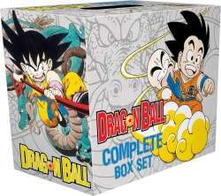 Dragon Ball Complete Box Set - 1-16 Complete Childrens Gift Set Collection Photo
