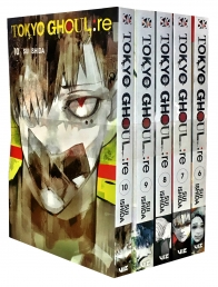 Tokyo Ghoul: Revised Edition Volume 6-10 Collection 5 Books Set (Series 2) Photo