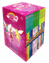 Rainbow Magic The Magical Party Collection 21 Books Set Rainbow Fairies Book 1-7, Party Fairies Book 1-7, Pet Keeper Fairies Book 1-7 Photo