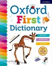 Oxford First Dictionary Photo