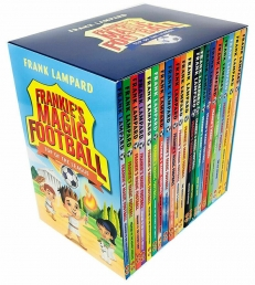 The Frankies Magic Football Top of The League Series 20 Books Collection Box Set Photo