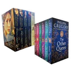 Philippa Gregory Tudor Court and Cousins War Series 11 Books Collection Set Photo