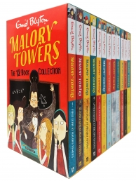 Enid Blyton Malory Towers The 12 Books Complete Collection Photo