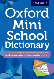 Oxford Mini School Dictionary Fully Revised 9780192747082 Photo