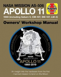 NASA Mission AS-506 Apollo 11 Owners Workshop Manual Haynes Manual Photo