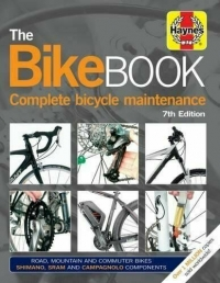 James Witts Bike Book Complete Bicycle Maintenance Photo