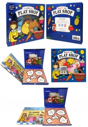 Lets Pretend Play Shop Lets Pretend Sets by Roger Priddy