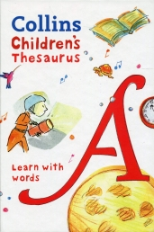 Collins Childrens Thesaurus Learn with words Photo