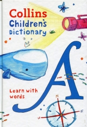 Collins Childrens Dictionary Learn with words Photo